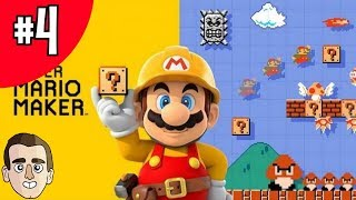 Mike Streams Super Mario Maker! Taking Viewer Levels!