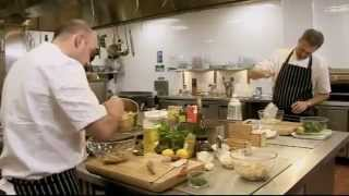 Chef Secrets Nick Nairn in Great British Menu- Scotland