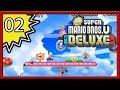 New Super Mario Bros. U Deluxe - Part 2 (4-Player)