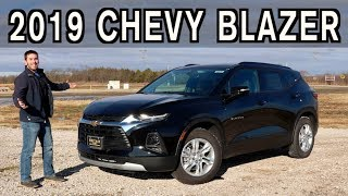 First Look: 2019 Chevrolet Blazer SUV on Everyman Driver