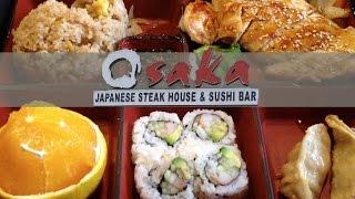 Tasty Thursday: Osaka Japanese Grill -chicken Teriyaki Bento Box