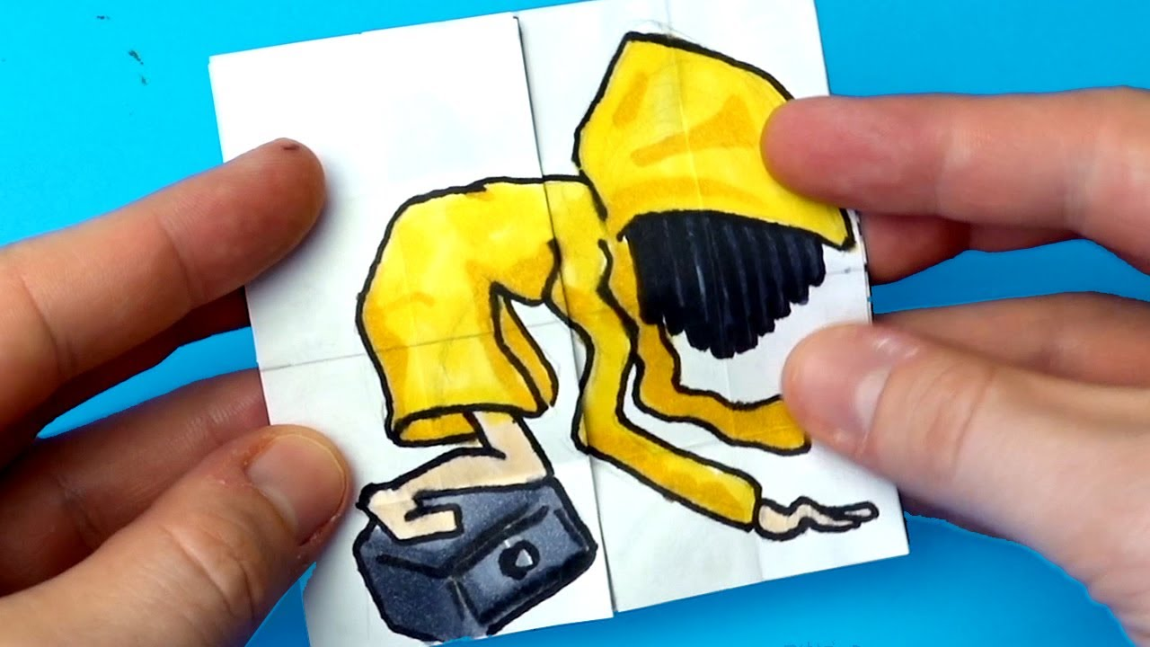 COOL LITTLE NIGHTMARES 2 CRAFTS TO PLAY AT HOME