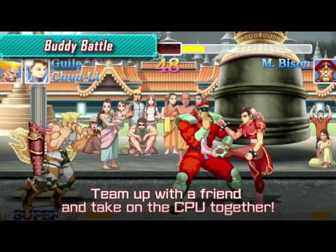 Ultra Street Fighter II: The Final Challengers - Trailer 2