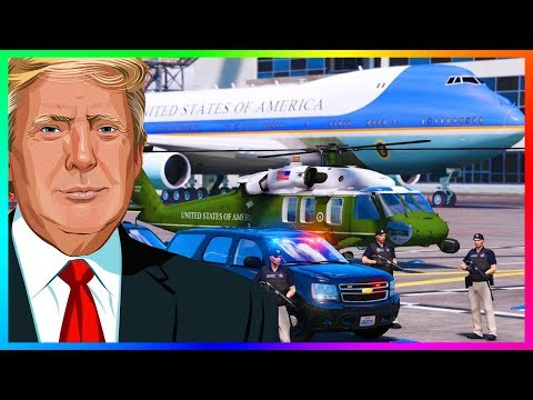 Donald Trump Wants To BAN Grand Theft Auto 5! (UPDATED)