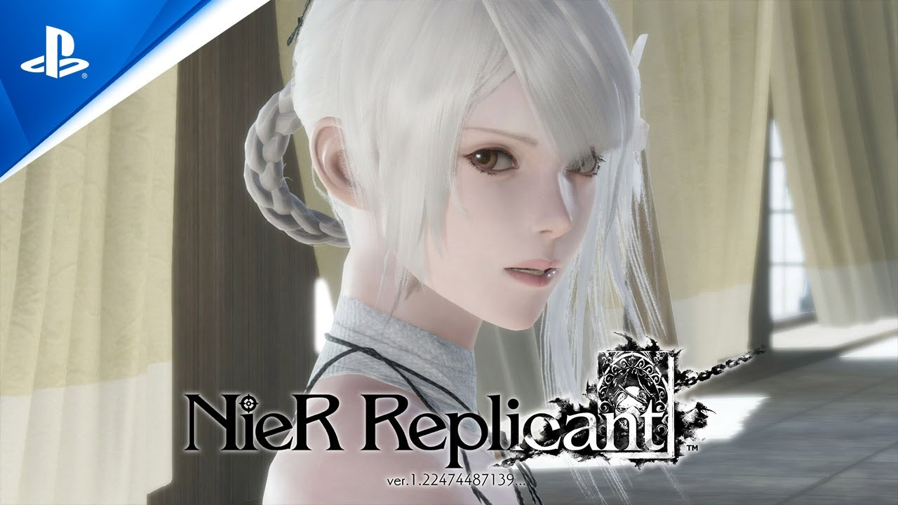 Download NieR Replicant ver.1.22474487139... - Opening Movie | PS4
