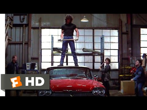 Christine (1983) - The Wrecking Crew Scene (3/10) | Movieclips