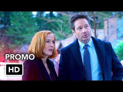 The X-Files 11x08 Promo