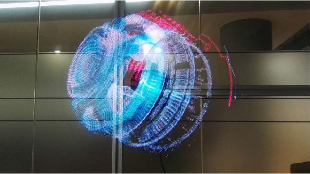 Instructions of wifi hologram led fan 42cm 3d led fan