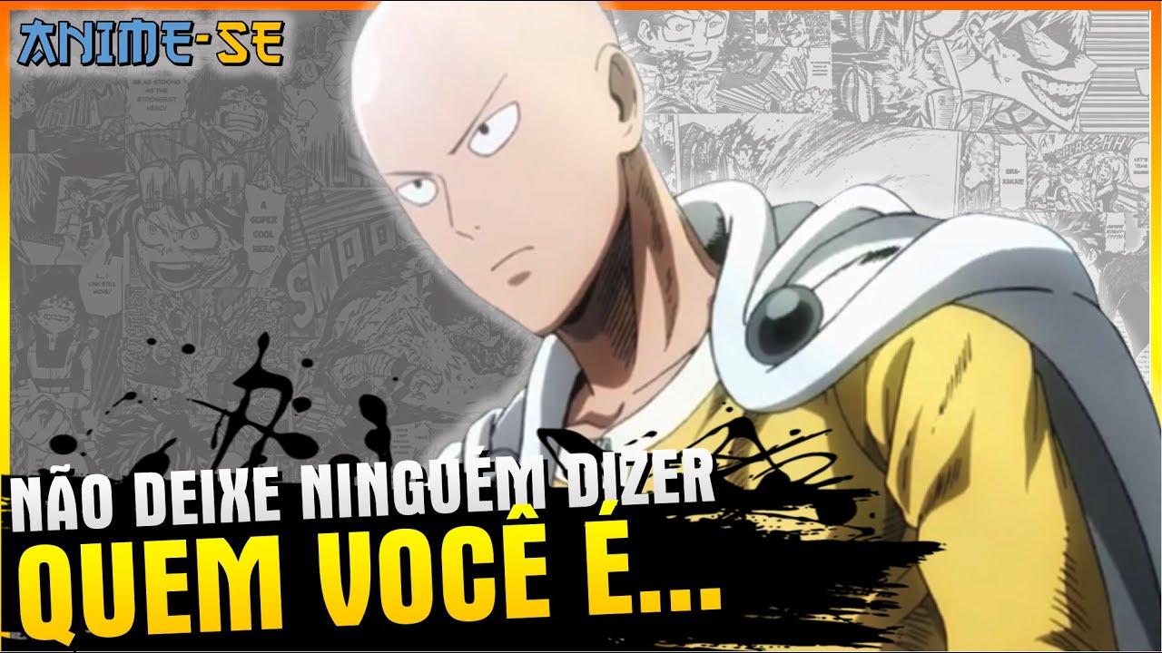 ANIME-SE: One Punch Man - Uma grande lição do Saitama para você