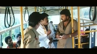 Jaggesh and Ravichandran fooled Bus Conductor | Doddanna | Sadhu Kokila | Kannada Comedy Scenes