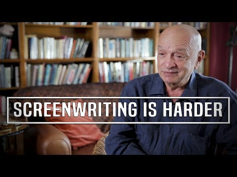 Here's Why Writing A Screenplay Is Harder Than Writing A Novel - Dr. Ken Atchity