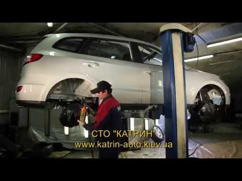 Антикоррозийная обработка кузова авто нового поколения