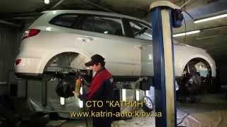 видео Антикоррозийная обработка автомобиля своими руками
