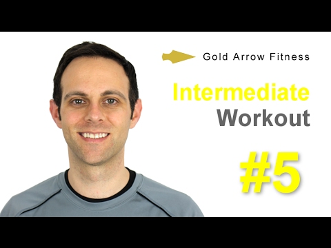 Intermediate Workout #5