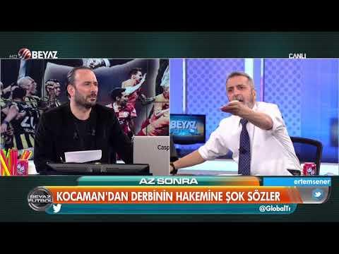 (..) Beyaz Futbol 17 Mart 2018 Kısım 1/3 - Beyaz TV