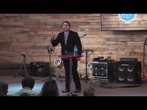 160 APOSTOL TONY ORTIZ / INVITADO ESPECIAL