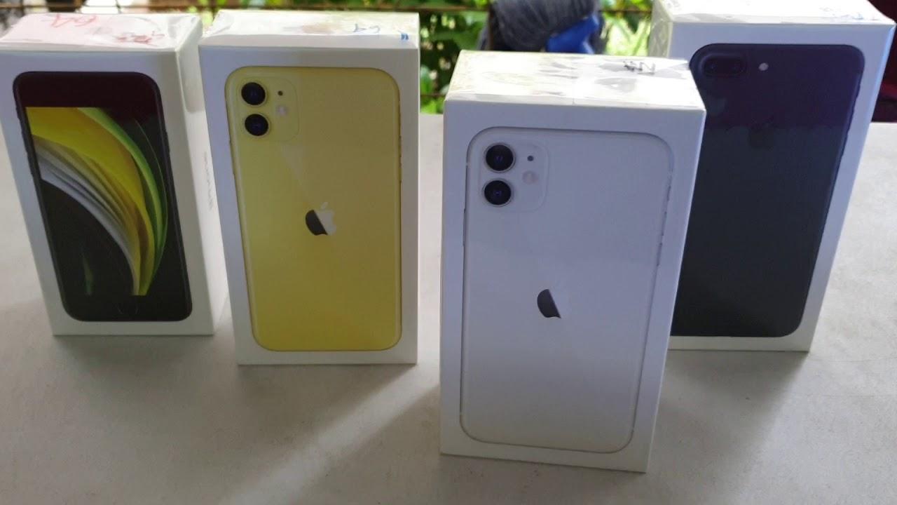 Promosi iPhone iBox dan inter di xbata cell