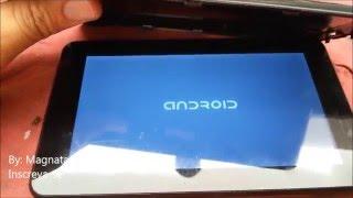Resolvido | Hard Reset Tablet Tectoy