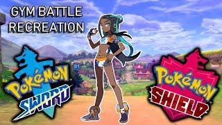 Pokemon Sword And Shield Gym Leader Theme Video Pokemon Sword And