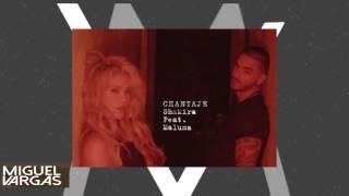 Shakira Ft. Maluma - Chantaje -(Miguel Vargas Remix)