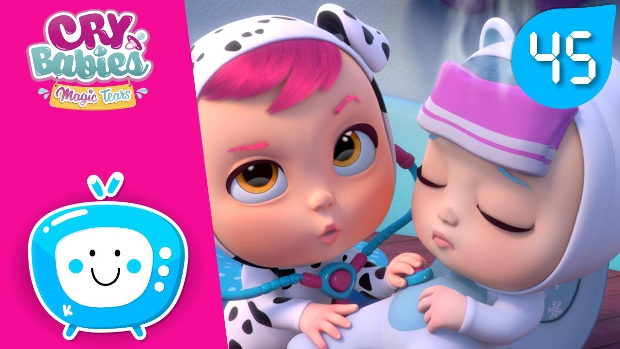 ❄️ ახალი თავგადასავლები! ❄️ CRY BABIES 💦 MAGIC TEARS 💕 ეპიზოდები სრულად 🌺 მულტფილმები ქართულად
