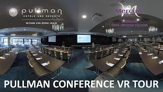 Pullman Mercure Brisbane King George Square Conference VR Tour