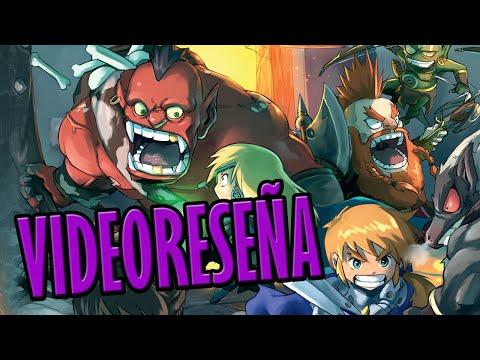 Videoreseña - Arcadia Quest