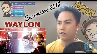 Waylon - Outlaw In 'Em - The Netherlands - Eurovision 2018 | REACTION