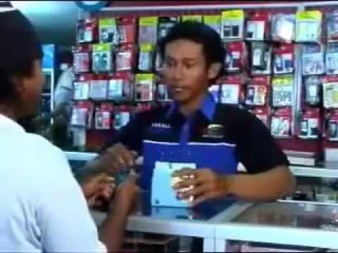 video lucu orang papua beli hp asli bikin ngakak