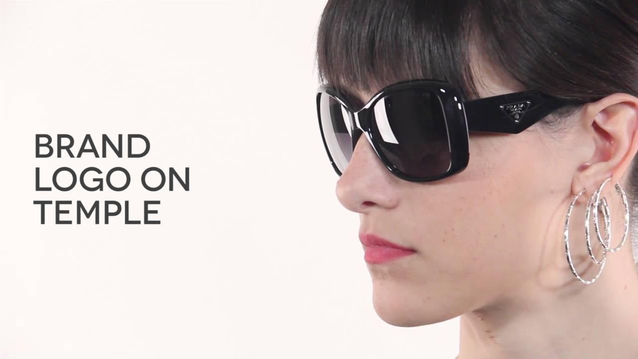 72717e180c9 Prada PR32PS Polarized 1AB5W1 Sunglasses Review