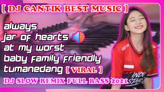 Download lagu Dj TikTok Terbaru 2021 By Dj Cantik - Dj Always Slow Full Bass - Dj At My Worst - Dj Viral TikTok💃💃