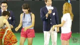 120807 SⅢ Idol Big Match Burst Shot Game Miss A 수지 By Ace