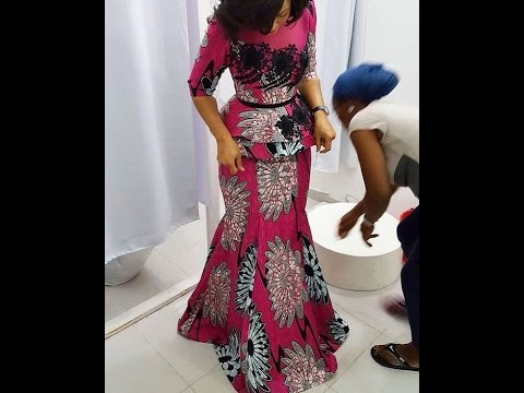 Different Styles to Rock #Ankara Print in Nigeria