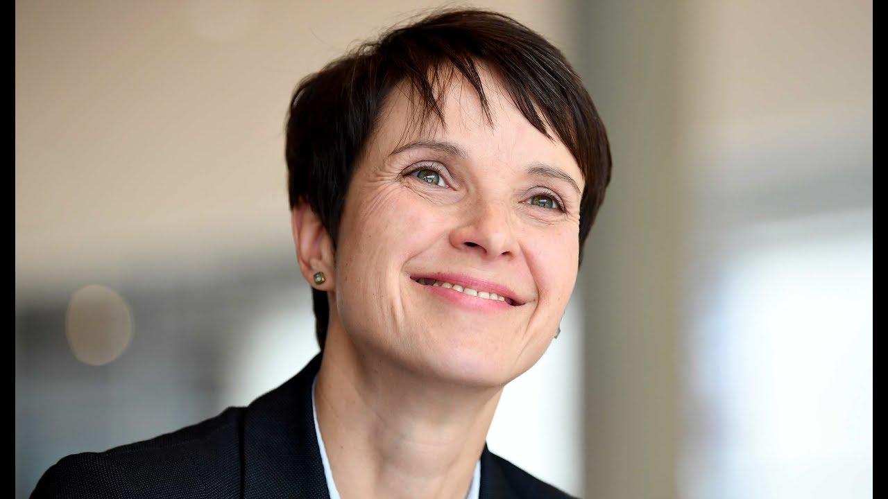 """""""DIE BLAUE PARTEI"""": Frauke Petry gewinnt Namensstreit gegen AfD"""