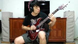 Slipknot - Before I forget [guitar cover by Sun Idle-Hand]