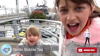 VLOG • ON QUITTE NEW YORK POUR UNE CROISIÈRE - Studio Bubble Tea