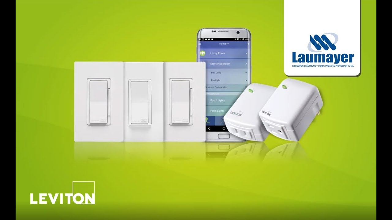 Fein Leviton Smart Home Bilder - Schaltplan Serie Circuit Collection ...