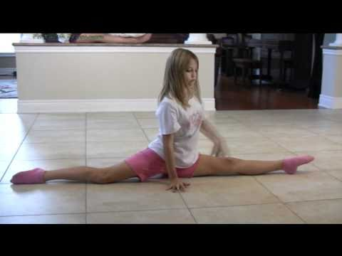 Split Roll Dance Move -Splits Tutorial - gymnastics dancing moves