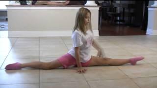 Split Roll Dance Move -Splits Tutorial - gymnastics dancing moves