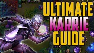 Mobile Legends ULTIMATE Karrie Guide (Best Build, Tips & Tricks, Skills)