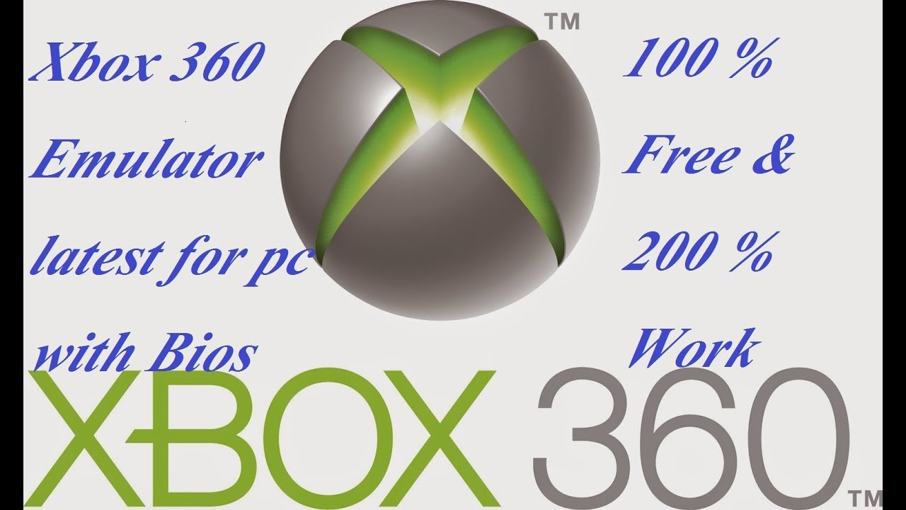 vr xbox 360 emulator v1 05 bios download