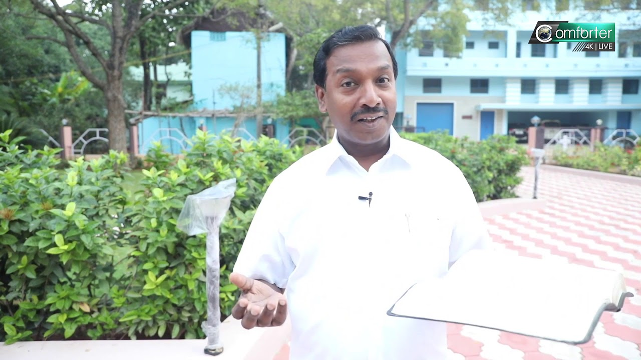 Walk with Jesus | Bro.Mohan C.Lazarus #1_Min #bible_devotion