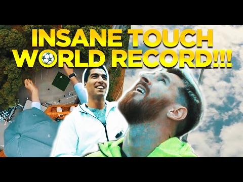 F2 & SUAREZ INSANE WORLD RECORD ft. MESSI