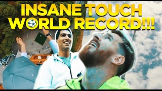 F2 & SUAREZ INSANE WORLD RECORD ft. MESSI