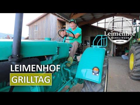 LEIMENHOF GRILLTAG #FarmVlog 84