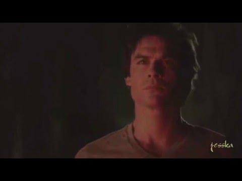 Run, Damon Salvatore/Elena Gilbert, Stefan Salvatore (fanfic