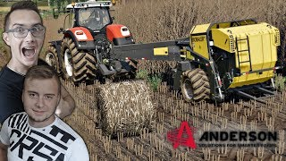 DLC Anderson  - Farming Simulator 2019 | MafiaSolec & Bronczek