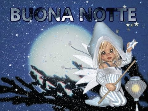 Buona Notte Di Gennaio Ti Auguro Un Buon Riposo E Una Felice Notte