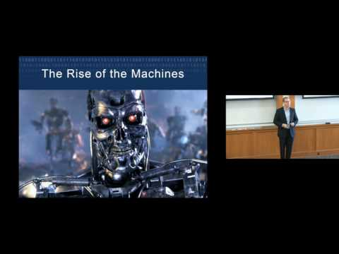 Michael Housman: Human and Machine Learning:  Teaching Humans and AI to Work Together