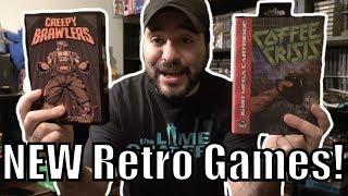 New 2017 Sega Genesis and NES Games!   8-Bit Eric